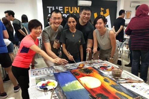 Art Jamming Workshop - Epic Workshops