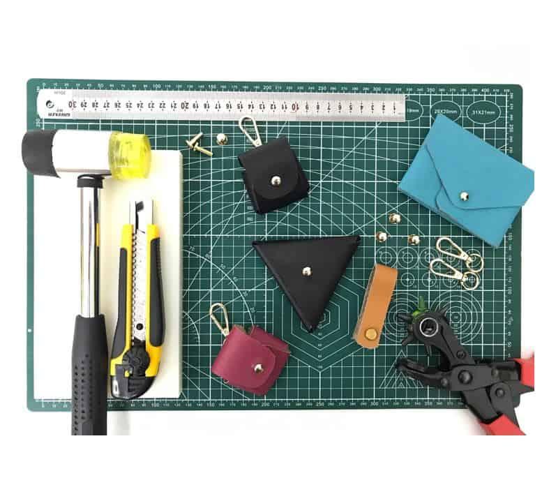 Leather Craft Workshop Singapore - Leather Workshop Singapore
