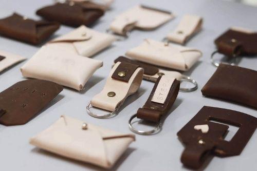 Leather Making Home Kit - DIY Creative Kits Singapore