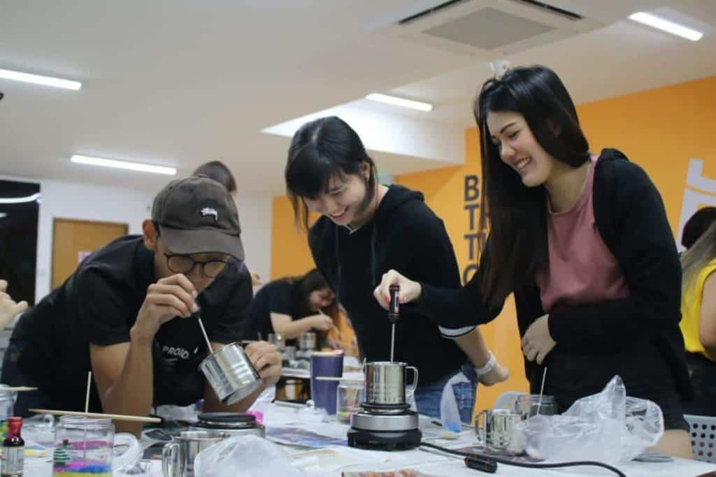Things To Do In Singapore This Weekend  - candle making workshop
