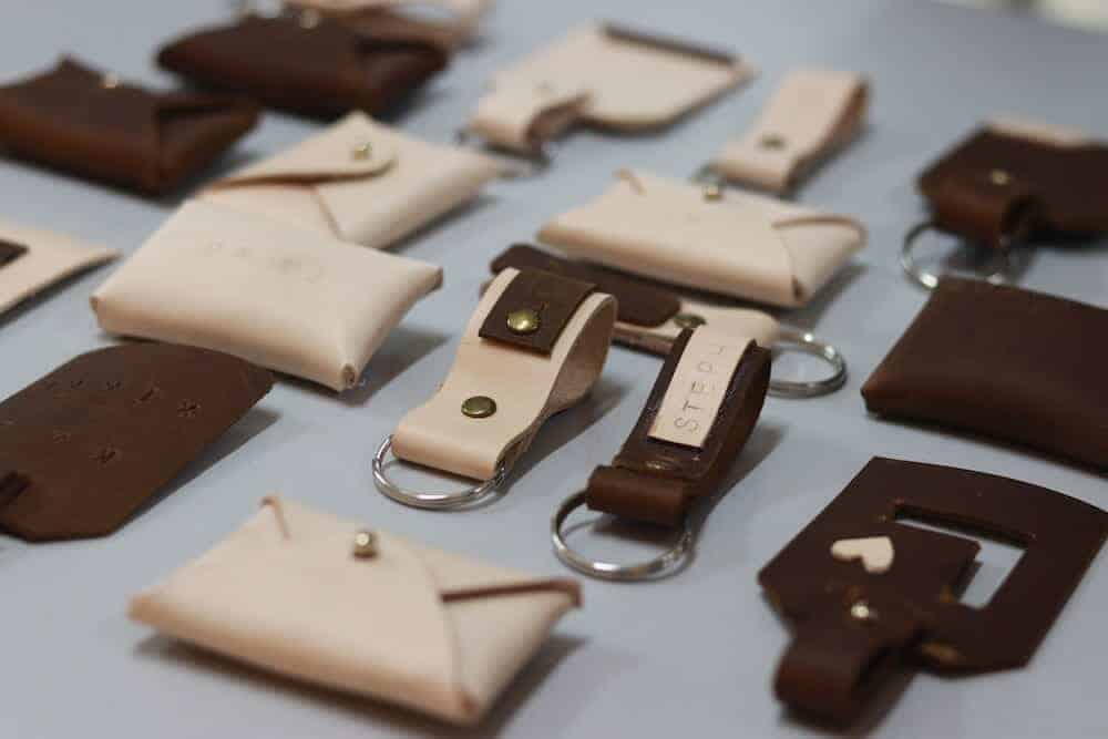Things To Do In Singapore This Weekend  - leather workshop