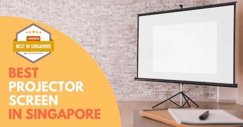 projector screen Singapore